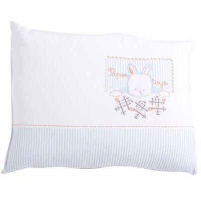 Travesseiro-de-Malha-Bordada---Coelhinho---Azul---Belmar