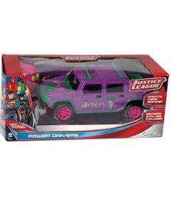 Carrinho-de-Controle-Remoto---Power-Drivers---DC-Comics---Liga-Da-Justica---Coringa---Candide