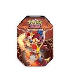 Jogo-Pokemon---Deck-Lata-Pokemon-XY3---Kalos-Power---Delphox-EX---Copag
