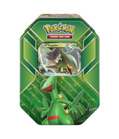 Jogo-Pokemon---Deck-Lata-Pokemon-EX---Hoenn-Power---Sceptile---Copag