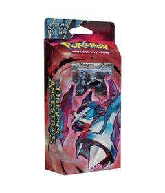 Deck-Pokemon---Starter-Deck---Pokemon-XY7---Origens-Ancestrais---Mare-de-Ferro---Copag