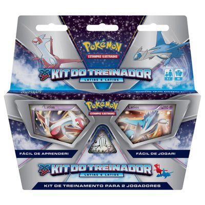 Kit-Treinador-Pokemon---Deck-Pokemon-XY---Latios-e-Latias---Copag