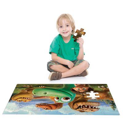 Quebra-Cabeca-Grandao---O-Bom-Dinossauro---48-Pecas---Toyster