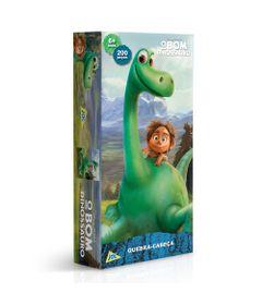 Quebra-Cabeca---O-Bom-Dinossauro---200-Pecas---Toyster