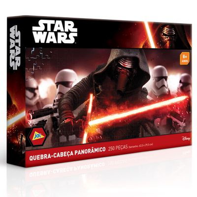 Quebra-Cabeca-Panoramico----Disney-Star-Wars---250-Pecas---Toyster