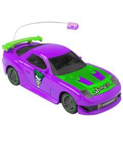 Carrinho-de-Controle-Remoto---League-Machine---DC-Comics---Liga-da-Justica---Coringa---Mattel