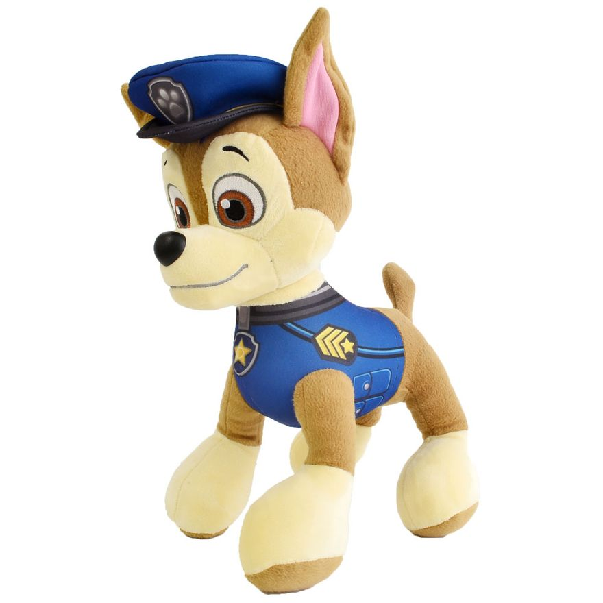 Pelucia-Patrulha-Canina---30cm---Chase---Sunny