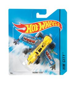 Aviao-Hot-Wheels---Freeway-Flyer-2---Mattel
