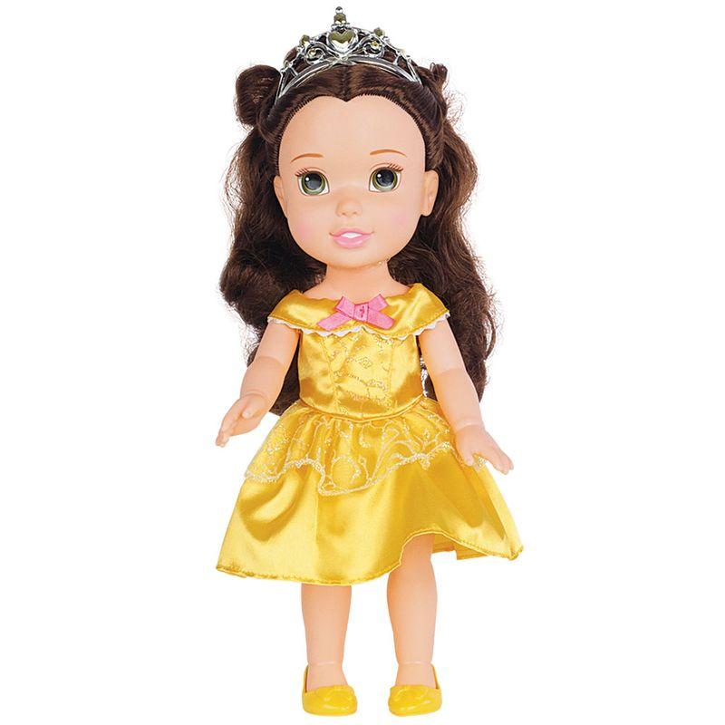 Boneca Clássica - Minha Primeira Princesa - Princesas Disney - Bella ... 385d7041088