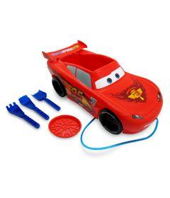 Carrinho-de-Praia---Disney-Cars---Relampago-McQueen---Toyng
