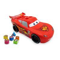 Carrinho-Didatico---Disney-Cars---Relampago-McQueen---Toyng