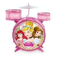 Bateria-Infantil---Princesas-Disney---Toyng