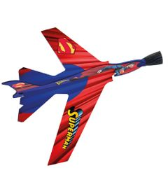 Lancador-de-Avioes---Hero-Plane---DC-Comics---Liga-da-Justica---Superman---Candide