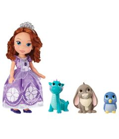 Conjunto-Boneca-e-Pets---Disney-Princesas---Princesinha-Sofia---New-Toys