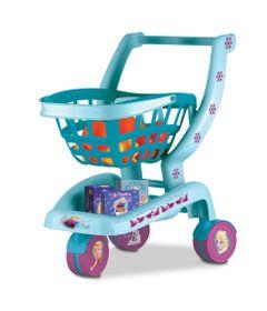 Carrinho-de-Supermercado-2-em-1---Disney-Frozen---New-Toys