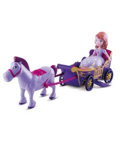 Carruagem-de-Controle-Remoto-e-Boneca---Disney---Princesinha-Sofia---New-Toys
