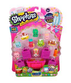 Kit-Blister-com-12-Shopkins-Sortidos---Serie-2---DTC