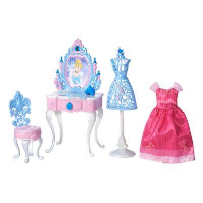 Playset---Princesas-Disney---Penteadeira-Encantada-da-Cinderela---Hasbro