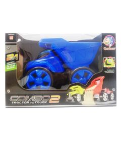 Caminhao-Trator-Truck---Combo-2---Azul---Cardoso