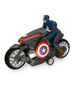 Moto-de-Friccao---Marvel---Capitao-America---Guerra-Civil----Toyng