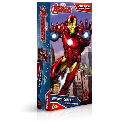 Quebra-Cabeca---Os-Vingadores---Homem-de-Ferro---200-Pecas---Toyster