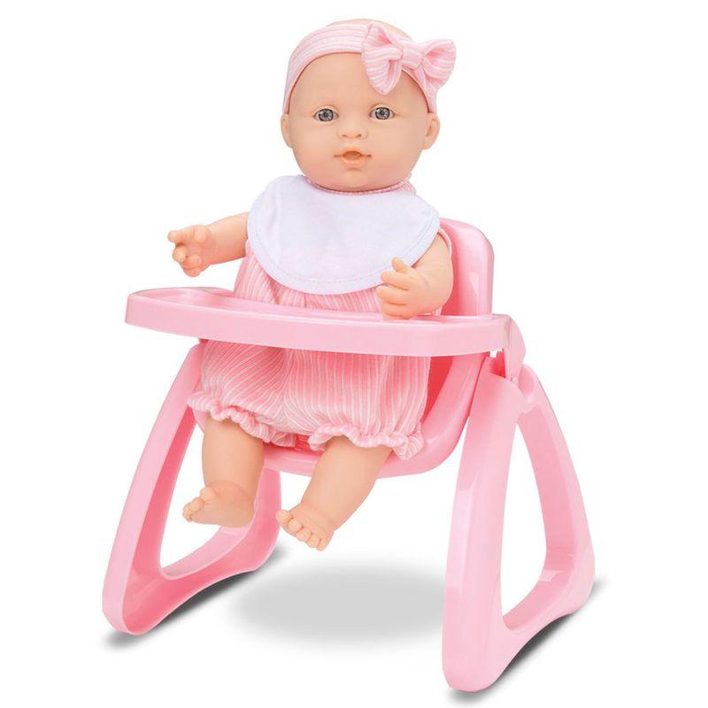 f056c216fb Boneca Micro - Bebê Mania Papinha - Roma Jensen - Ri Happy Brinquedos