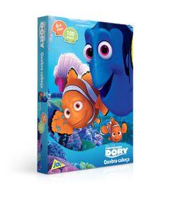 Quebra-Cabeca---100-Pecas---Procurando-Dory---Disney---Toyster