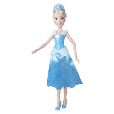 Boneca-Articulada-Basica---Disney-Princesas---Cinderela---Hasbro