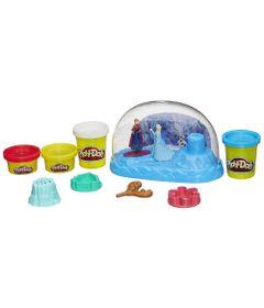 Massa-de-Modelar---Play-Doh---Disney-Frozen---Globo-com-Mini-Bonecas---Hasbro