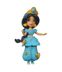 Mini-Boneca-com-Acessorios---Disney-Princesas---Little-Kingdom---Jasmin---Hasbro