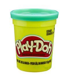 Massa-de-Modelar---Play-Doh---Potes-Individuais-110-grs---Azul-Piscina---Hasbro