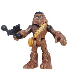 Mini-Figura-Articulada---Playskool-Heroes---Star-Wars---Chewbacca---Hasbro