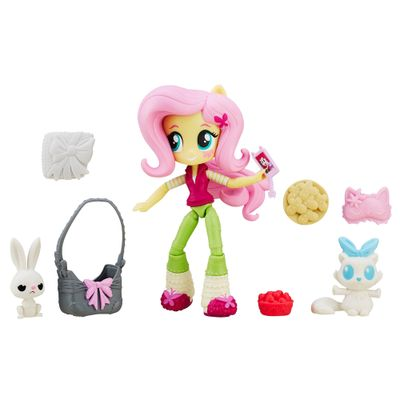 Mini-Boneca-Equestrial-Girls-com-Acessorios---My-Little-Pony---Fluttershy---Hasbro