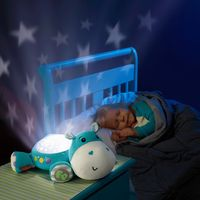 Projetor-de-Luzes---Hipopotamo---Fisher-Price