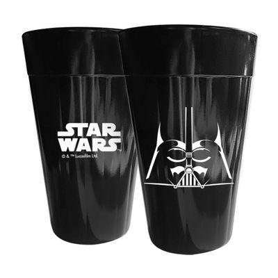 Copo-Americano---450-ml---Darth-Vader---Star-Wars---Disney---Nadir-Figueiredo