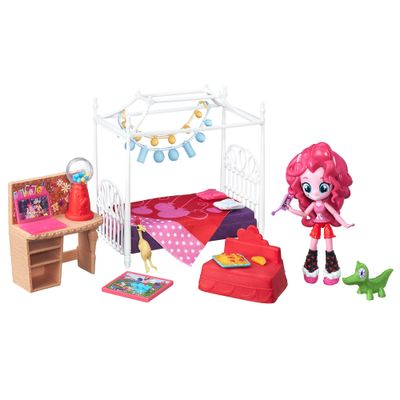 Cenario-com-Mini-Equestria-Girls---My-Little-Pony---Quarto-da-Pinkie-Pie---Hasbro