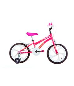 Bicicleta-Aro-16---Tina---Rosa-Pink---Houston