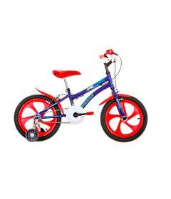 Bicicleta-Aro-16---Nic---Azul-e-Vermelho---Houston