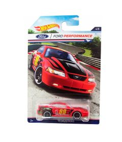 Veiculos-Hot-Wheels---Serie-Classicos-Ford-Mustang-Racing---99-Mustang---Mattel