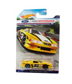 Veiculos-Hot-Wheels---Serie-Classicos-Ford-Mustang-Racing---Ford-Mustang-Cobra---Mattel