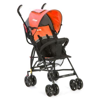 Carrinho-de-Passeio---Umbrella-Spin---Orange---Infanti