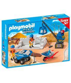 Playmobil---City-Action---Super-Set---Contrucao---6144---Sunny