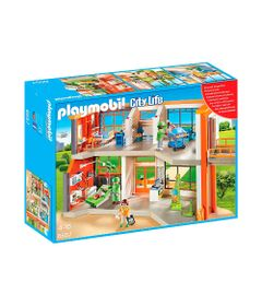 Playmobil---City-Life---Hospital-Infantil---6657---Sunny