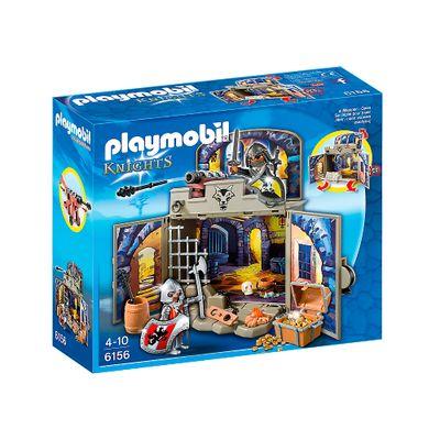 Playmobil---Knights---Calabouco-com-Cavaleiros---6156---Sunny