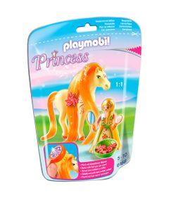 Playmobil---Soft-Bags-Princess---Princesa-com-Cavalo---6168---Sunny