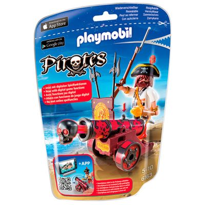 Playmobil---Soft-Bags-Pirates---Pirata-e-Canhao---6163---Sunny