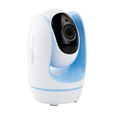 Baba-Eletronica-IP---FosBaby-Azul---Camera-1.0-MP-e-HD---Foscam