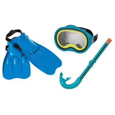 Kit-Mergulhador-Play-Master---Oculos-com-Snorkel-e-Pes-de-Pato--New-Toys
