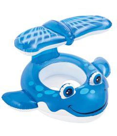 Fluturador-Infantil-com-Protetor---Baleia-Azul---New-Toys