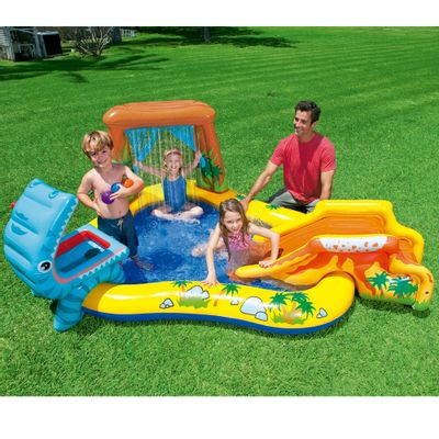 Piscina-Inflavel---Splash-Dinossauros---New-Toys